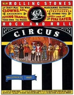 Image of The Rolling Stones - Rock And Roll Circus