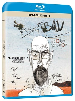 Image of Breaking Bad - Stagione 01 (2 Blu-Ray)