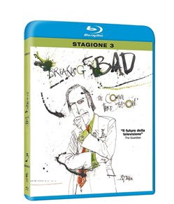 Image of Breaking Bad - Stagione 03 (3 Blu-Ray)