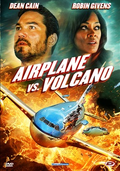 Image of Airplane Vs. Volcano