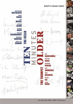 Ten Minutes Older: The Trumpet / The Cello (2 Dvd)