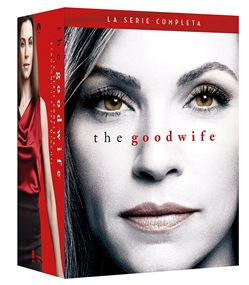 The Good Wife - Stagione 01-07 (42 Dvd)