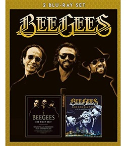 Bee Gees - One Night Only / One For All Tour (2 Blu-Ray)