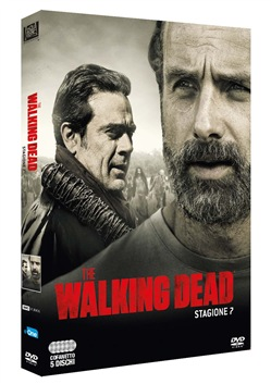 The Walking Dead - Stagione 07 (5 Dvd)