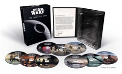 Star Wars - Movie Collection I-Ix (Limited Edition) (9 Dvd)