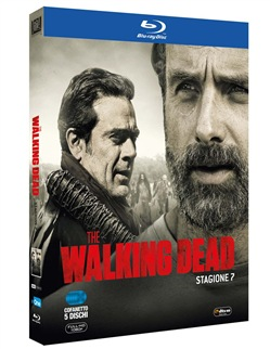 Image of The Walking Dead - Stagione 07 (5 Blu-Ray)