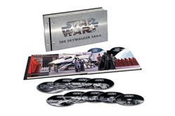 Star Wars - Movie Collection I-Ix (Limited Edition) (9 Blu-Ray 4k Ultra Hd+18 Blu-Ray)