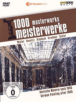 Image of 1000 Meisterwerke - German Painting After 1945