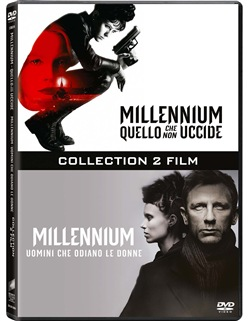 Millennium 2 Movie Box Set (2 Dvd)