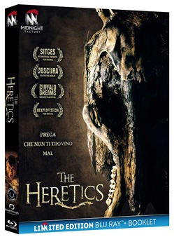 The Heretics (Ltd Edition) (Blu-Ray+booklet)