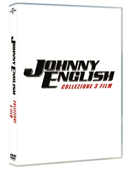 Johnny English 3 Movie Collection (3 Dvd)