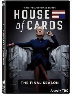 House Of Cards - Stagione 06 (3 Dvd)