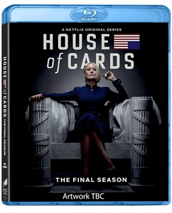 House Of Cards - Stagione 06 (3 Blu-Ray)