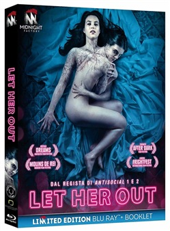 Let Her Out (Limited Edition) (Blu-Ray+booklet)