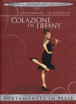 Colazione Da Tiffany (Limited Edition) (dvd+portamonete)