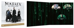 Matrix - La Trilogia Vinyl Edition (3 Blu-Ray)