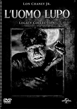Image of L'Uomo Lupo. Legacy Collection - ESCLUSIVA FELTRINELLI