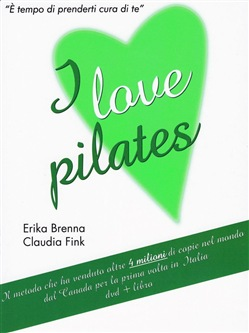 Image of Ilovepilates (dvd+libro)