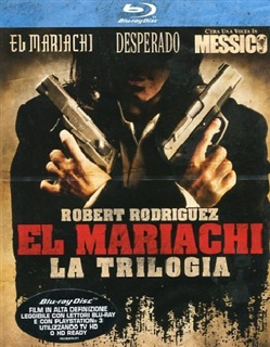 Desperado / El Mariachi / C'era Una Volta in Messico (3 Blu-Ray)