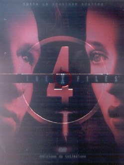 X Files Season 04 Collection (7 Dvd)