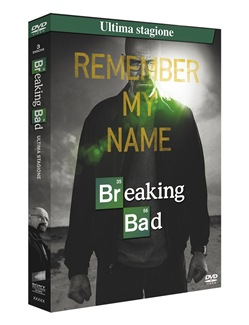 Image of Breaking Bad - Stagione 05 #02 (Eps 09-16) (3 Dvd)