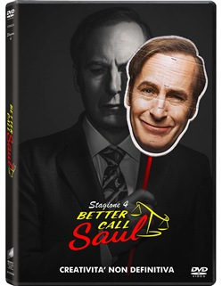 Better Call Saul - Stagione 04 (3 Dvd)
