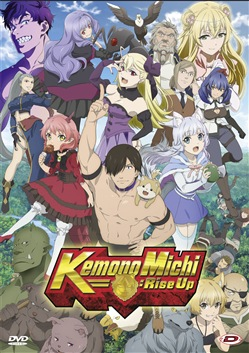 Kemono Michi: Rise Up - The Complete Series (Eps. 01-12) (2 Dvd)
