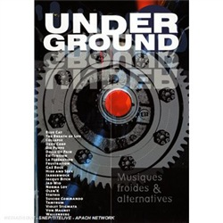 Image of Underground: Musiques Froides Et Alternatives