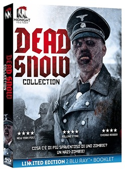 Dead Snow Collection (Ltd Edition) (2 Blu-Ray+booklet)