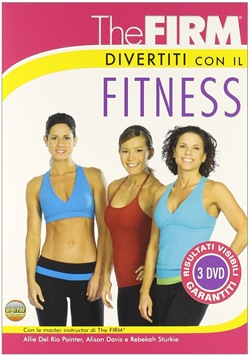 Image of The Firm - Divertiti con Il Fitness (3 Dvd)