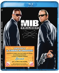 Men in Black Boxset (3 Blu-Ray)