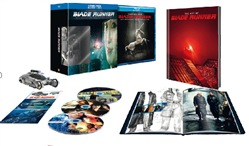 Blade Runner (Collector's Edition 30 Anniversario) (3 Blu-ray+book+gadget)