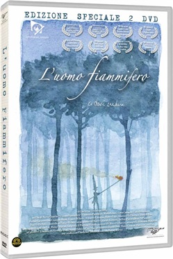 Image of L'Uomo Fiammifero (Collector's Edition) (2 Dvd)