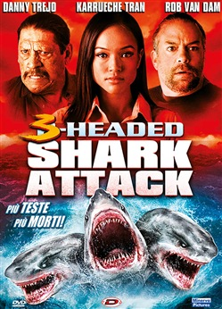 Image of 3-Headed Shark Attack