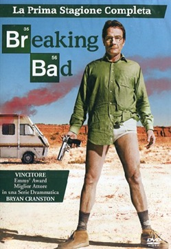 Image of Breaking Bad - Stagione 01 (3 Dvd)