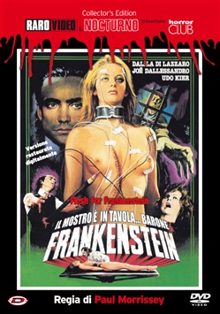Image of Il Mostro E' in Tavola Barone Frankenstein