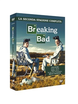 Image of Breaking Bad - Stagione 02 (4 Dvd)