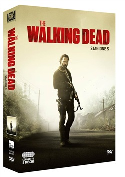 Image of The Walking Dead - Stagione 05 (5 Dvd)