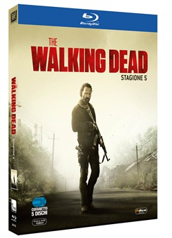 Image of The Walking Dead - Stagione 05 (5 Blu-Ray)
