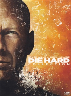Image of Die Hard Legacy Collection (5 Dvd)