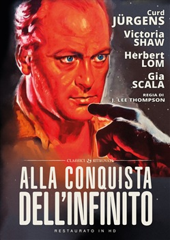 Alla Conquista Dell'infinito (Versione Integrale+versione Cinematografica Italiana) (Restaurato in Hd)