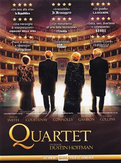 Film Quartet (2012) DVD film | LaFeltrinelli