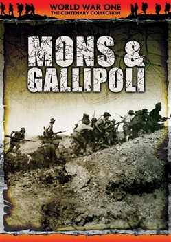 World War One Centenary Collection - Mons 1914 & Gallipoli 1915 [edizione: Regno Unito]
