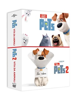 Pets Collection (2 Dvd)