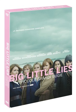 Big Little Lies - Stagione 02 (2 Dvd)