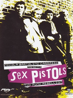 Image of Sex Pistols - The Punk Rebellion