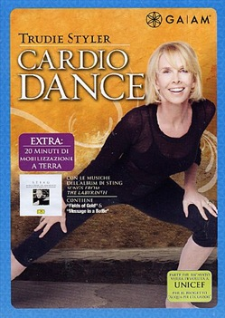 Image of        Trudie Styler - Cardio Dance