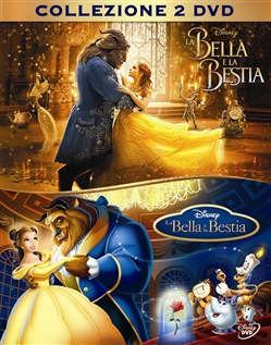La Bella e La Bestia Film + Cartoon (2 DVD)