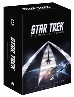 Image of Star Trek - The Original Series - Stagione 01-03 (22 Dvd)