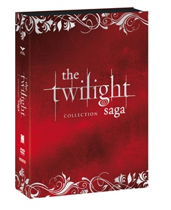 Twilight Collection (10 Anniversary Edizione Limitata e Numerata) (12 Dvd)